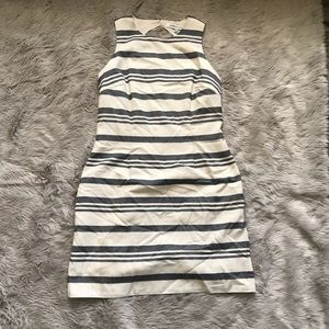Cupcakes and Cashmere striped mini dress size 8